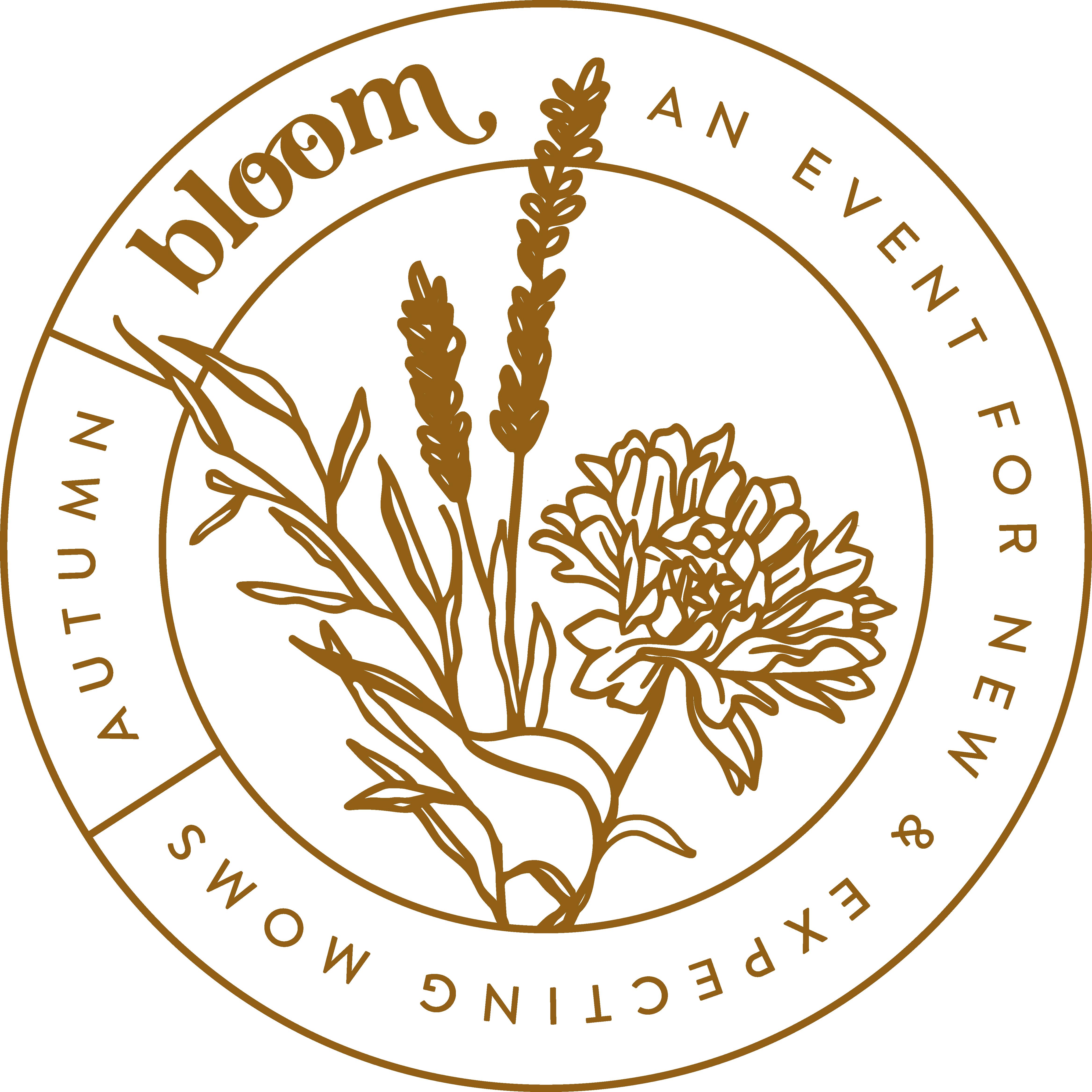 Bloom 2021 Stamp Logo