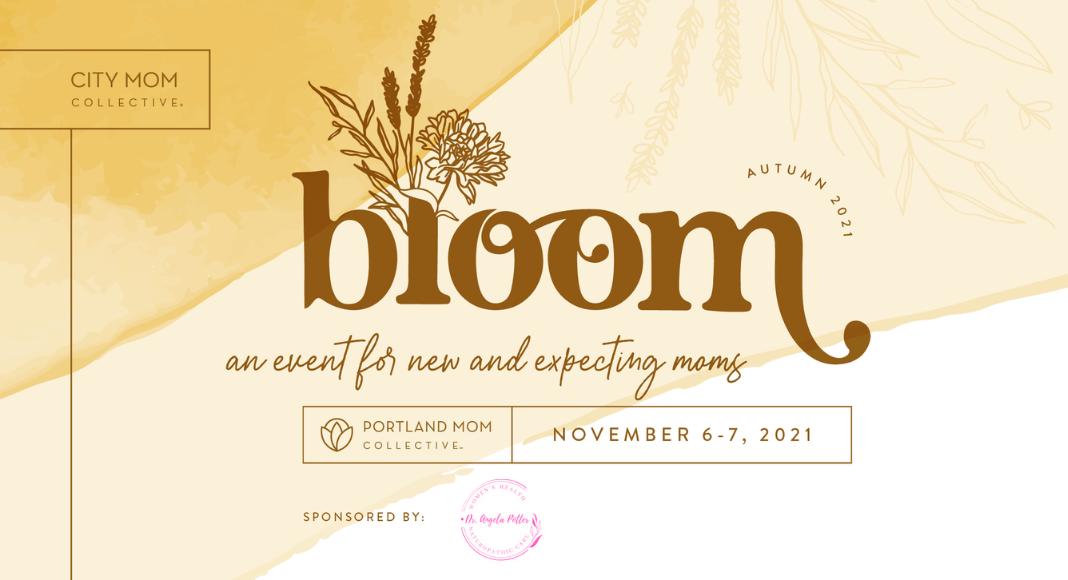 Bloom Main Graphic